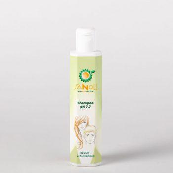 Shampoo pH 7,7
