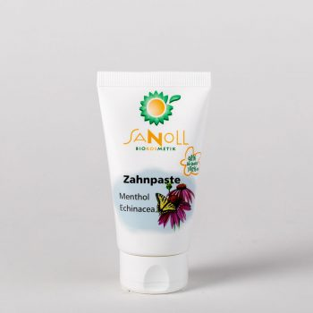 Zahnpaste Menthol-Echinacea