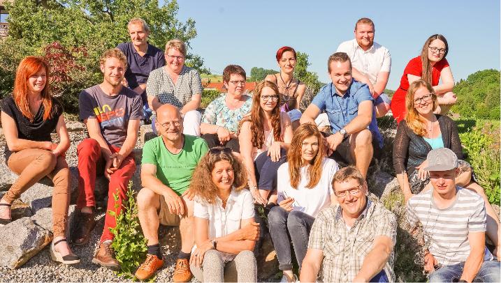 Unser Team von Sanoll und Gsund & Schön