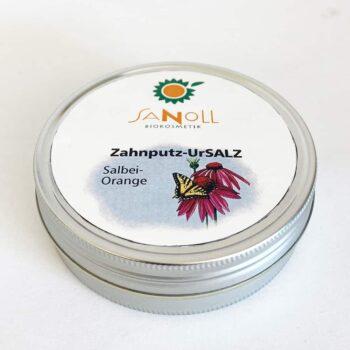 Zahnputz-UrSALZ Salbei-Orange